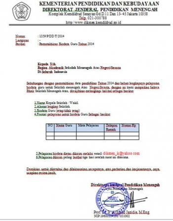 Waspadai Surat Dinas Via Email Kompasianacom