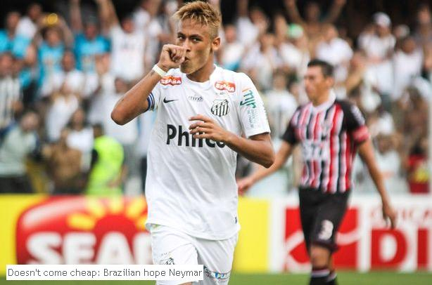 Diperebutkan Madrid-Barca, Neymar Memilih Muenchen?