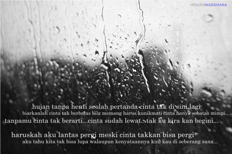 Hujan Dan Penjelasan Ilmiah Untuk Galau Halaman All Kompasiana Com