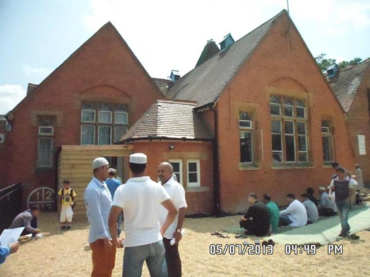 Masjid Aneh di Inggris...