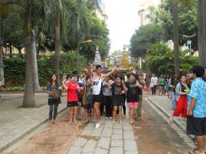 Songkran Festival: Mana Air, Airnya Mana ?!