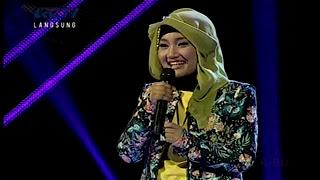 Malam Ini Sms Fatin Tertinggi dan Masuk Grand Final X Factor Indonesia