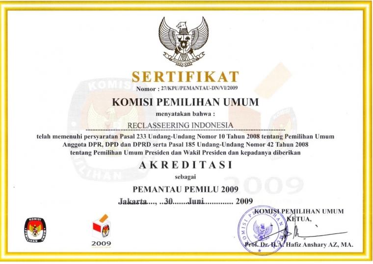 Reclassering Indonesia