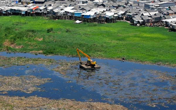 'Waduk Pluit' : Mengapa Baru Sekarang?