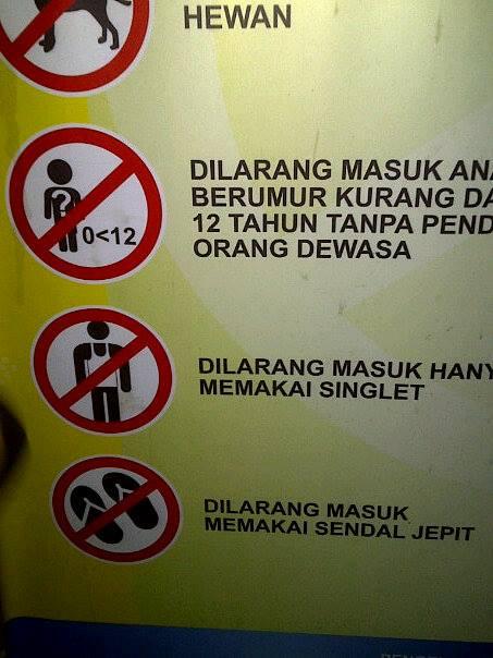 """Dilarang Pakai Sendal Jepit"" ke Pusat Grosir ""PGC"" Jakarta"