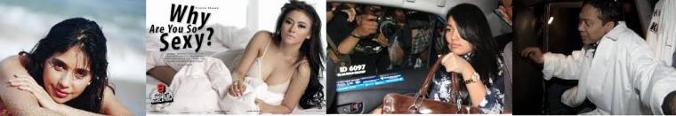"SiManiak Ahmad Fathanah Sahabat LHI dengan Wanita-Wanita Sekses ""Seksi Sekali"""