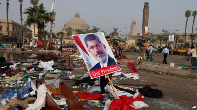 "Rejim ""Orbitan"" Junta Militer Berlakukan Keadaan Darurat; Ikhwanul Muslimin Serukan Aksi Besar-besaran"