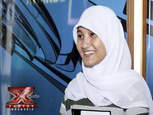 [Fatin X-Factor Indonesia] Ternyata Suka Tidur di Kelas