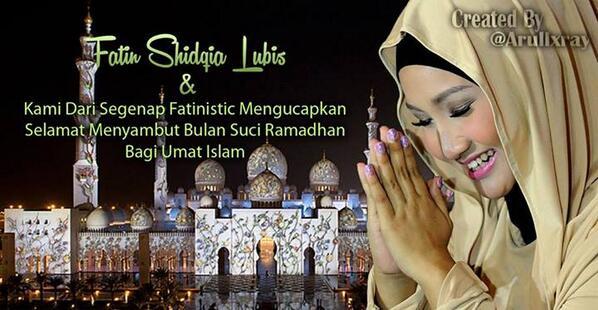 Single Religi Fatin Shidqia - Kekasih-MU