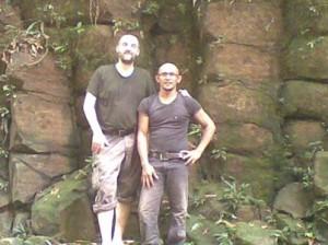 Candi Kuno Aceh Utara, Diteliti di Singapore