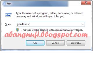 Cara Mengatur Bandwith Tanpa Bantuan Software