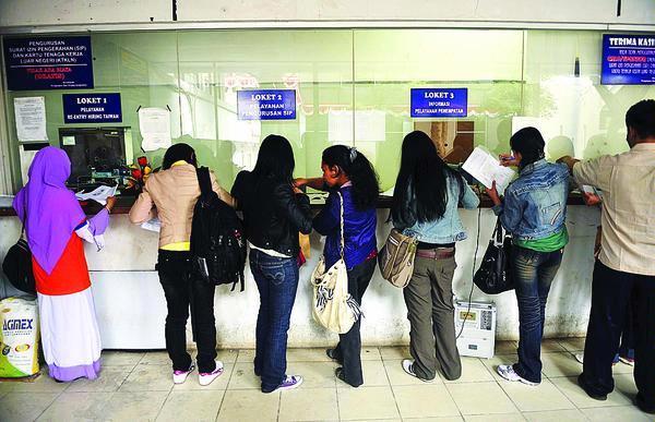 Kepedulian Perusahaan di Malaysia untuk TKI di Hari Buruh