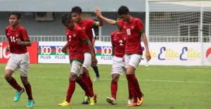 Awal Manis Timnas Indonesia, Kalahkan Laos 4-0!