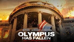 """Hal Tersembunyi di Film """"Olympus Has Fallen"""""""