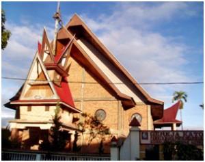 Menyongsong Jubileum 75 Tahun Gereja Katolik di Dairi dan Pakpak Bharat Kevikepan Santo Andreas Rasul, Keuskupan Agung Medan 1938-2013