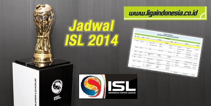 ISL 2014: Inilah Jadwal Lengkap SFC.. Hehe..