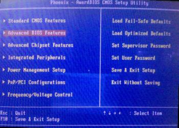 Cara Setting BIOS agar Bisa Install Komputer Pakai Flashdisk