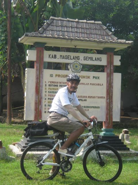Bersepeda ke Ancol, Sebuah Perjalanan Menyusuri Kebesaran Sabda