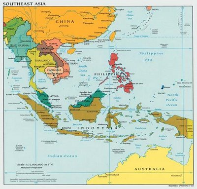 Konflik Regional di Seputar Indonesia