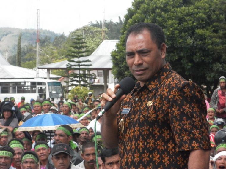 Terobosan Bupati Ngada: Membangun dari Desa