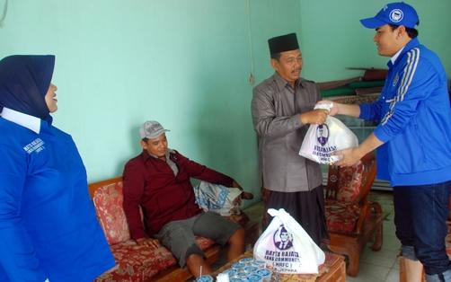 HRFC Peduli Korban Banjir Demak