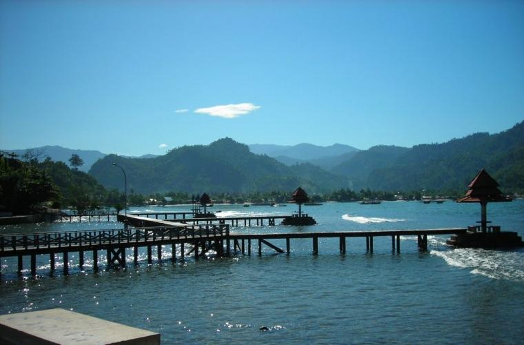 Pantai Carocok, Pemandian Surgawi di Pulau Andalas