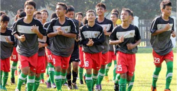 Seleksi Timnas Indonesia U-14 Dimulai