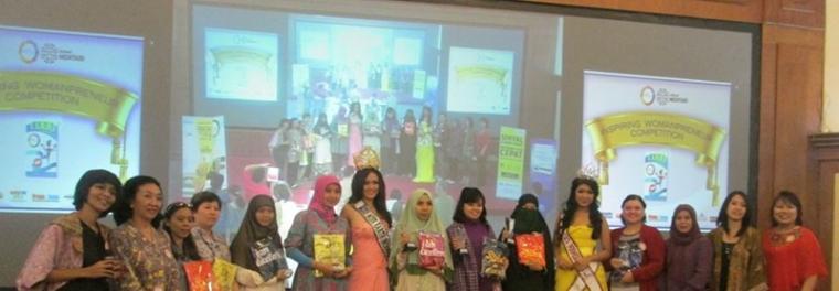 Pemenang Inspiring Womanpreneur Competition WPC
