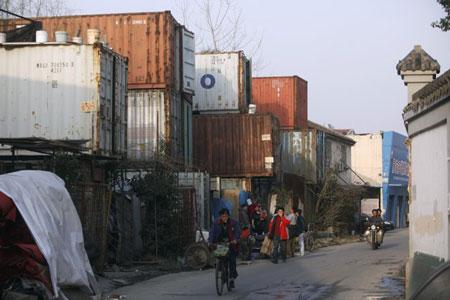 Mahalnya Sewa Apartemen di China Orang Pilih Sewa Kontener Saja