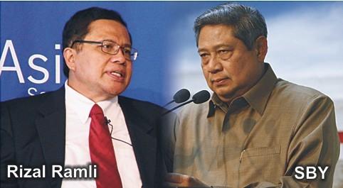 Rizal Ramli Vs SBY