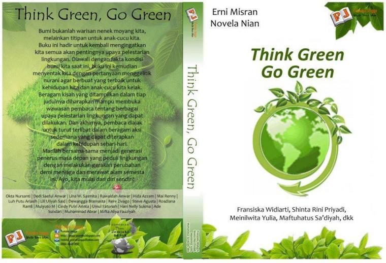 think green go green The latest tweets from go green think green (@iamggtg) its a go green page help environment to stop pollution new delhi.