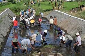 Budaya Gotong Royong untuk Eksistensi Sang Merah Putih