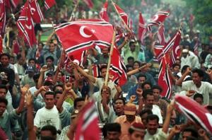 Aceh Kembali Berbenderakan GAM