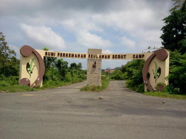 Setelah Diresmikan SBY, Bumi Perkemahan Seulawah Terlantar