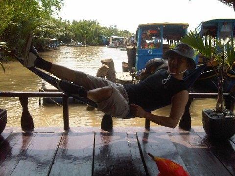 Menyusuri Delta Sungai Mekong, Vietnam