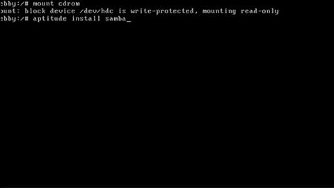 Cara Konfigurasi Samba Server di Debian 6