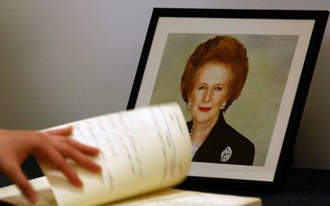 Tutup Buku Margaret Thatcher Penuh Kontroversi
