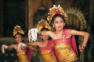 Mengenal Macam-Macam Tarian Bali