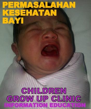 Gangguan Saluran Cerna Pada Bayi Dan Dampak Yang Menyertai