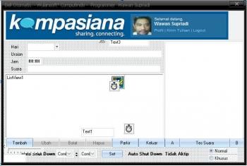 VB6: Source Code Bell Otomatis oleh Wawan Supriadi - Kompasiana com