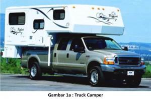 Recreational Vehicle (RV) atau Mobil Rumah