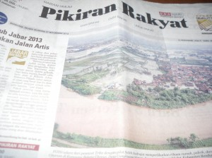 Berita Apa Hari Ini di Pikiran Rakyat (Bandung)