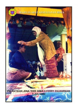 Pro Kontra Pelantikan Sultan di Bima