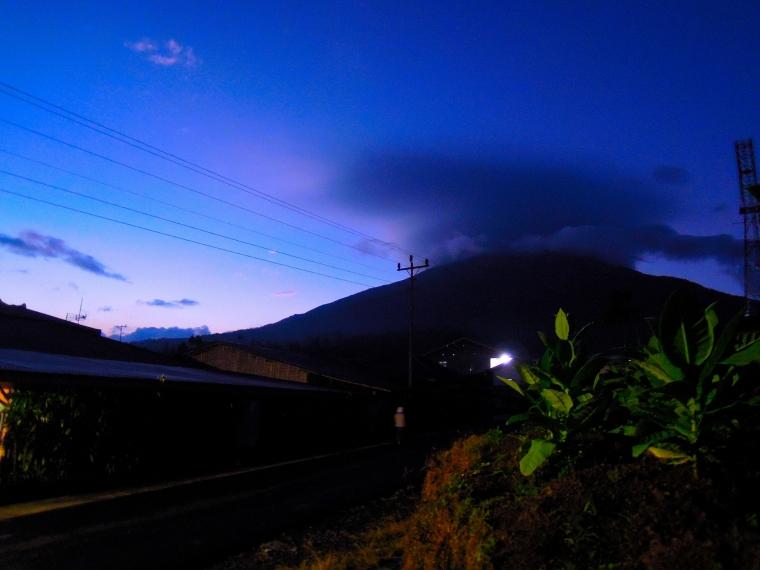 Misteri Asal Muasal Gunung Sumbing Dan Gunung Sindoro