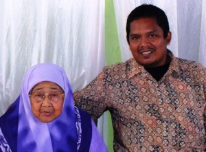Ibuku, Pahlawanku !