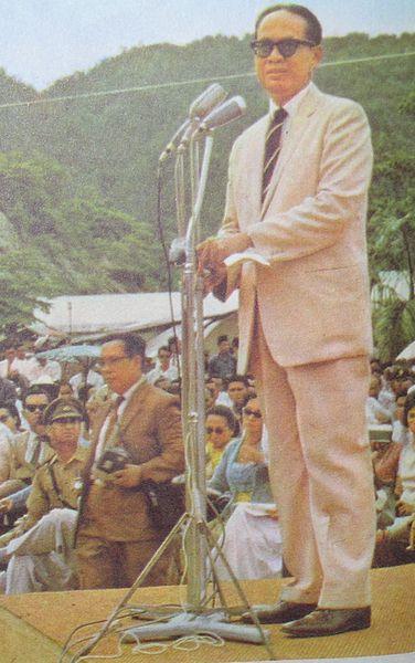 Subandrio, Ali Moertopo, dan Karni Ilyas