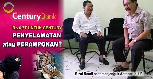 Rizal Ramli: Skandal Century, Kebijakan Kriminal dan Penyalahgunaan Kekuasaan