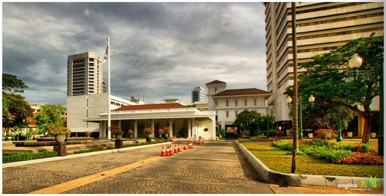 Kantor Gubernur Jakarta: Konsep Bangunan Jaman Belanda yang 'Tersingkirkan'