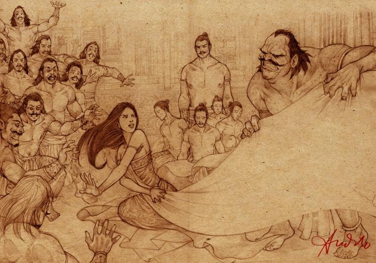 Kisah Drupadi, Istri yang Menggugat Hak
