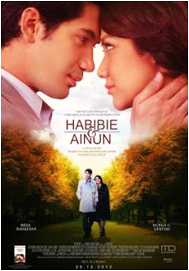 Film Habibie & Ainun: Sebuah Kisah Cinta Sejati Presiden Ketiga RI dan Ibu Negara